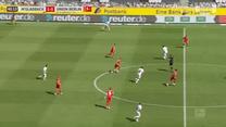 Borussia M'gladbach - Union Berlin 4-1 - skrót (ZDJĘCIA ELEVEN SPORTS). WIDEO