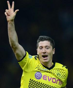 Borussia oferuje Lewandowskiemu nowy kontrakt