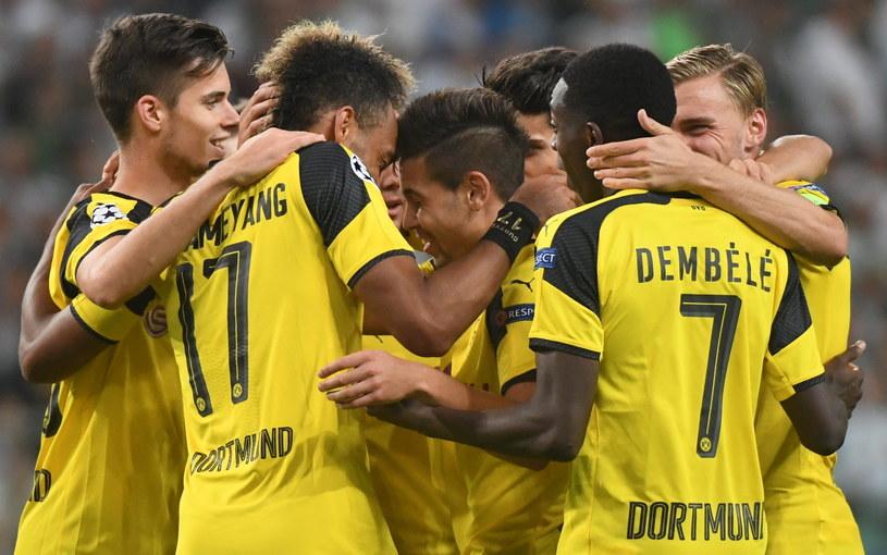 Borussia wygrała przy Łazienkowskiej bardzo gładko /PAP