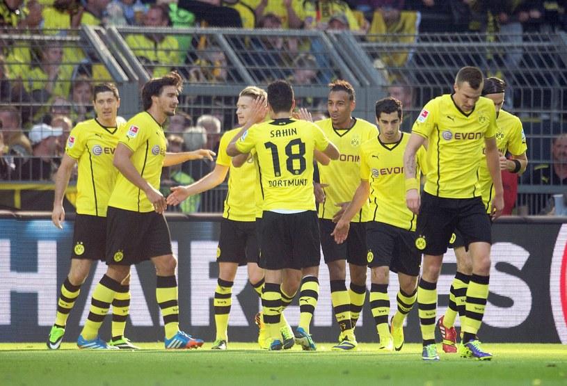 Borussia wygrała szósty mecz w Bundeslidze w tym sezonie /PAP/EPA