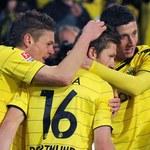 """Borussia wygrywa z Freiburgiem, """"Lewy"""" znowu strzela!"""