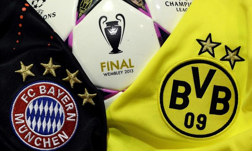 Borussia zmierzy się dziś z Bayernem w finale Ligi Mistrzów /AFP