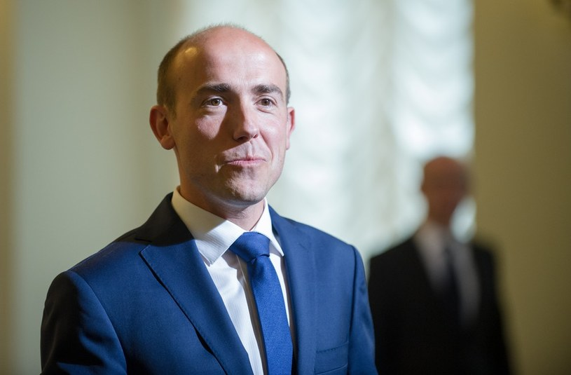 """Borys Budka: """"Do obywateli został wysłany jasny sygnał"""" /Bartosz Krupa /East News"""