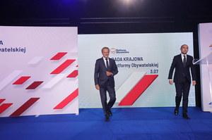 Borys Budka: Donald Tusk mobilizuje także swoich przeciwników
