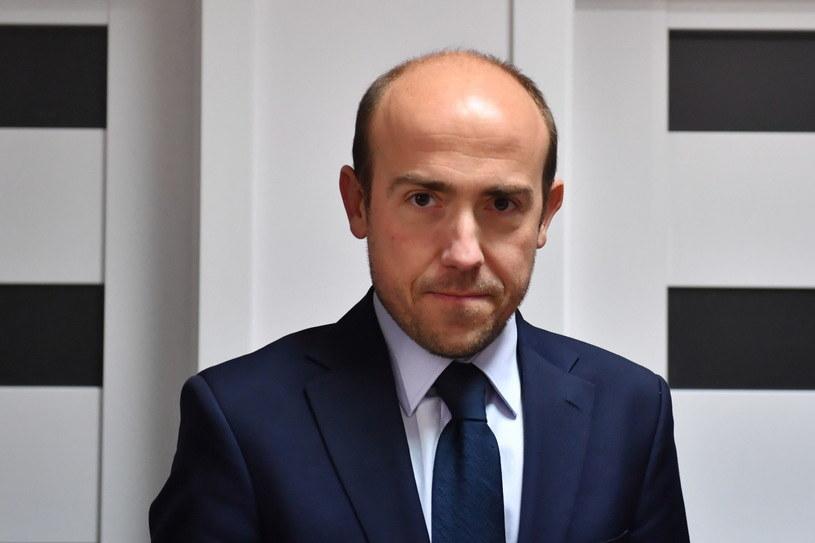 Borys Budka nie jest już szefem klubu parlamentarnego Koalicji Obywatelskiej /INTERIA.PL
