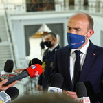 Borys Budka: Premier nie ma większości, musi szukać głosów na zewnątrz
