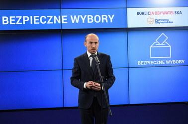 Borys Budka proponuje kompromisowe rozwiązanie ws. terminu wyborów