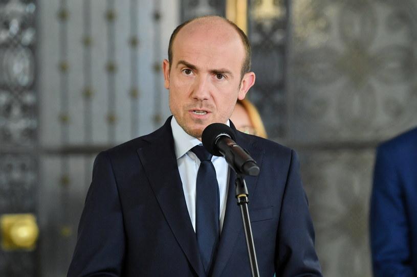 Borys Budka skomentował zmiany w rządzie / Radek Pietruszka   /PAP