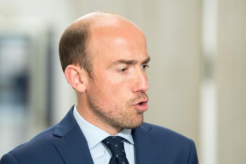 Borys Budka wygrał prawomocnie proces wyborczy wytoczony TVP /Wojciech Stróżyk /Reporter