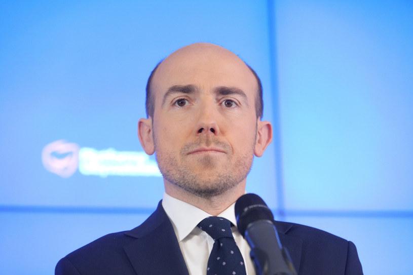 Borys Budka /Tomasz Jastrzebowski/REPORTER /Reporter