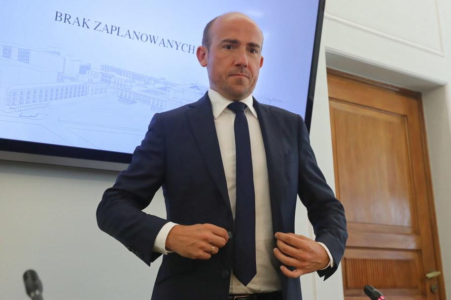 Borys Budka / Tomasz Gzell    /PAP/EPA