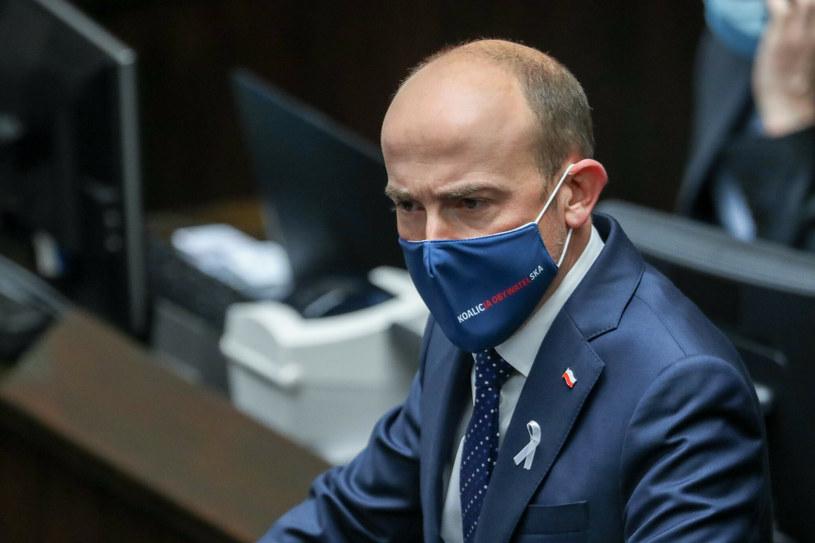 Borys Budka /Andrzej Iwanczuk /Reporter /East News