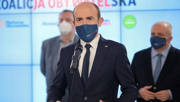 Borys Budka / Leszek Szymański    /PAP