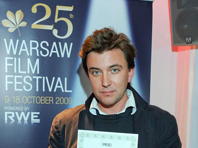 Borys Lankosz - miał być pianistą, został reżyserem  /East News