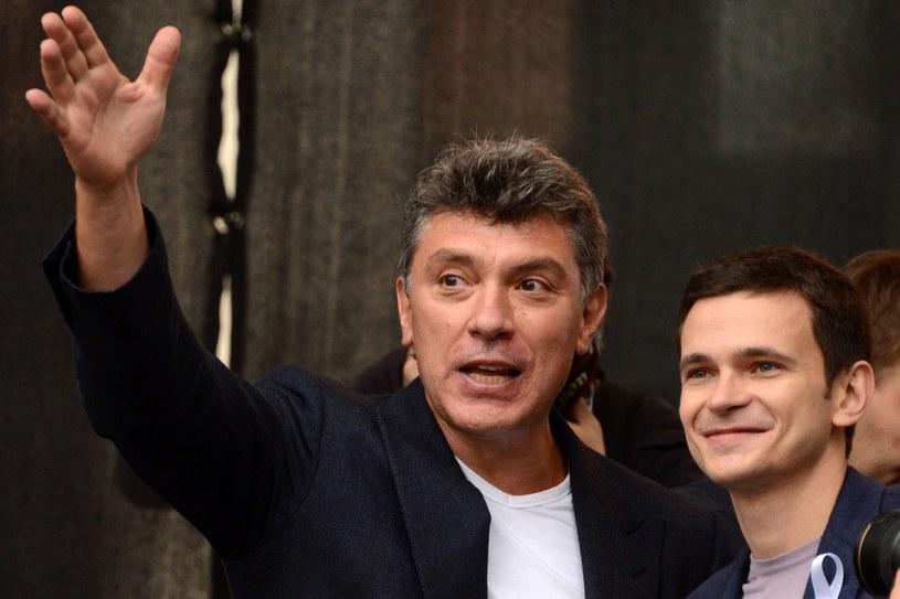 Borys Niemcow na zdjęciu z 2012 roku /AFP