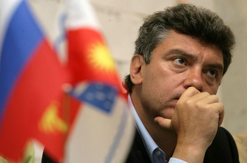 Borys Niemcow; zdj. arch. /AFP