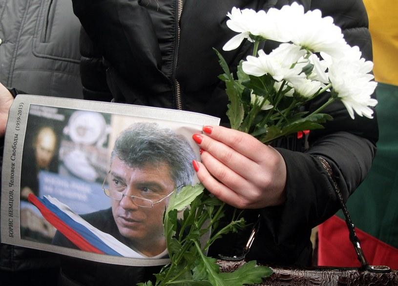 Borys Niemcow został zamordowany w piątek w Moskwie /AFP
