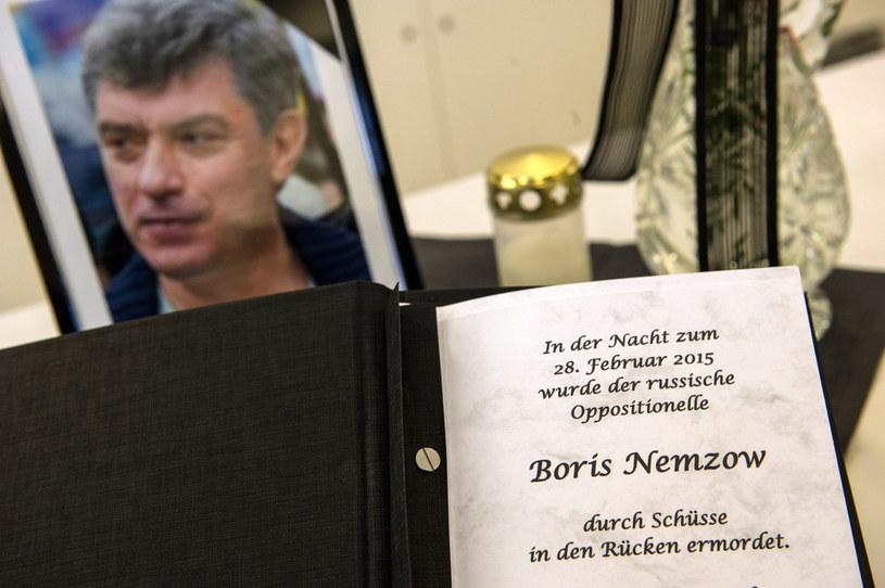 Borys Niemcow został zastrzelony w centrum Moskwy /PAP/EPA