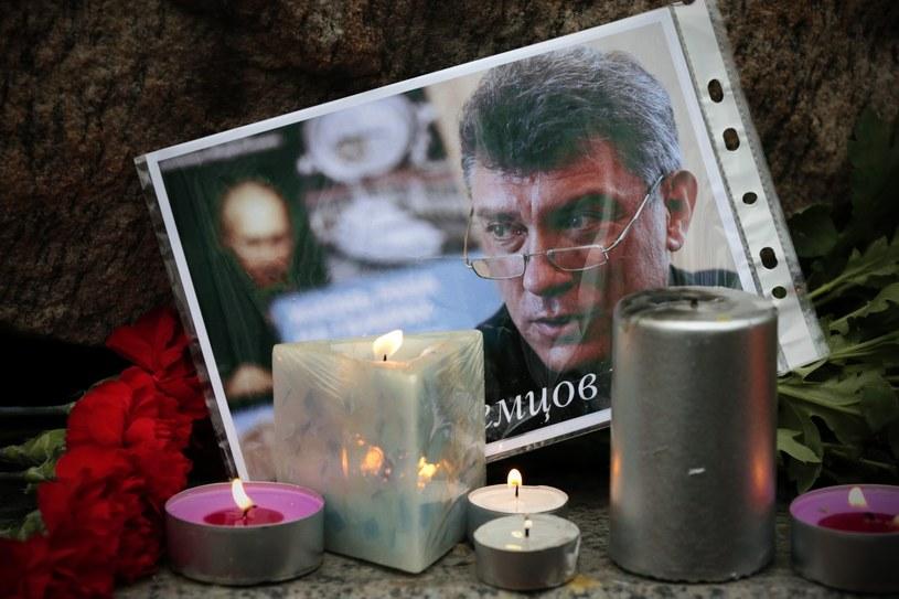 Borys Niemcow został zastrzelony w Moskwie /PAP/EPA