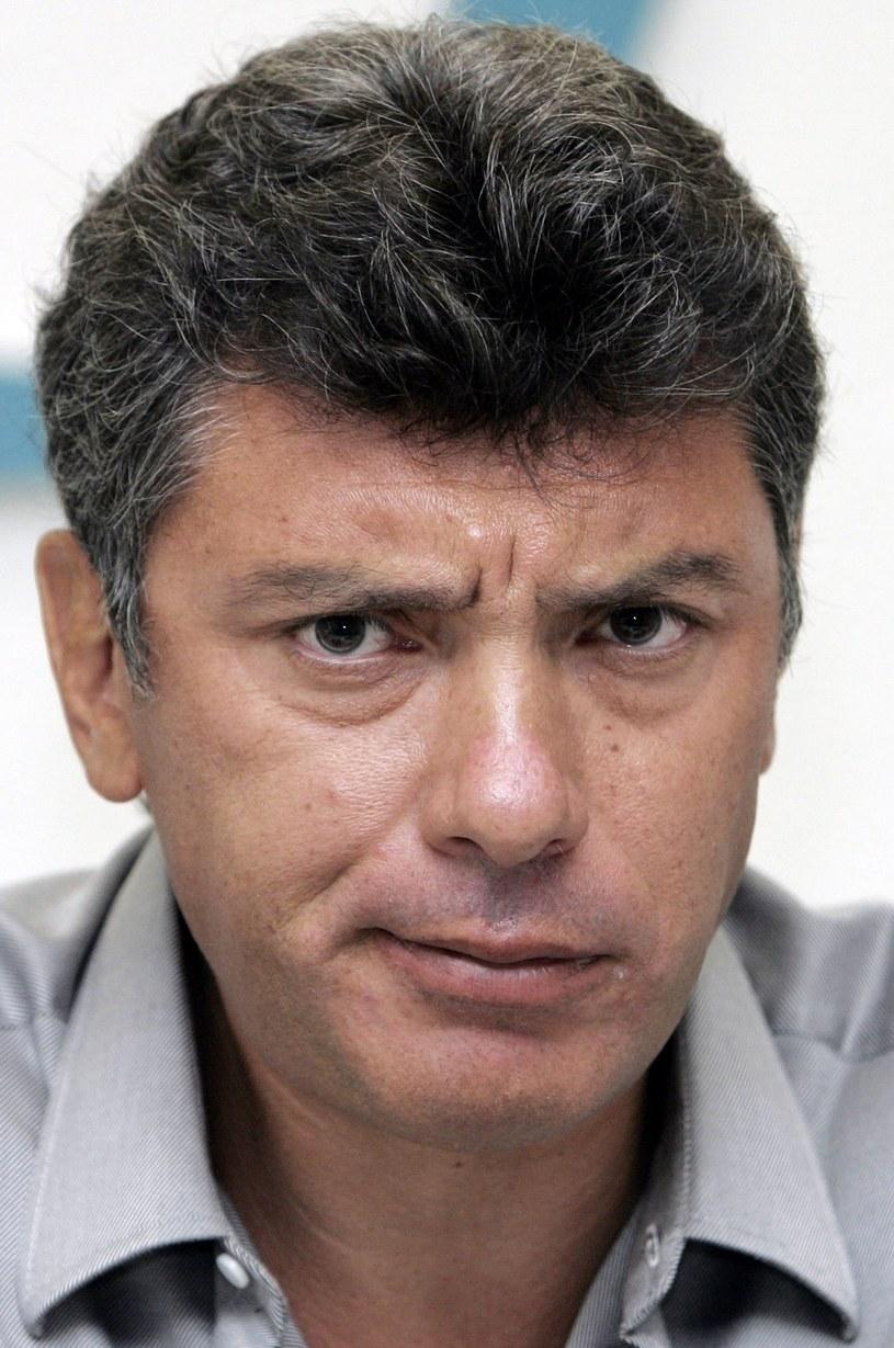 Borys Niemcow /AFP