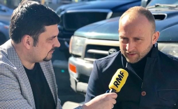 Borys Szyc dla RMF FM: Moje serce mówi mi, że wrócimy z trzema Oscarami