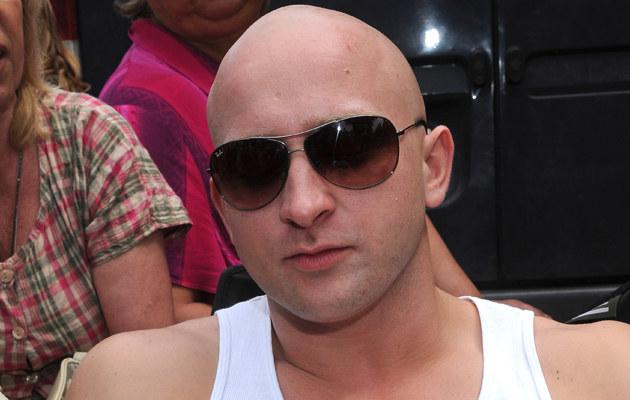 Borys Szyc, fot. Adam Kępinski  /MWMedia