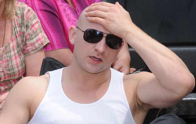 Borys Szyc, fot. Adam Kepinski  /MWMedia