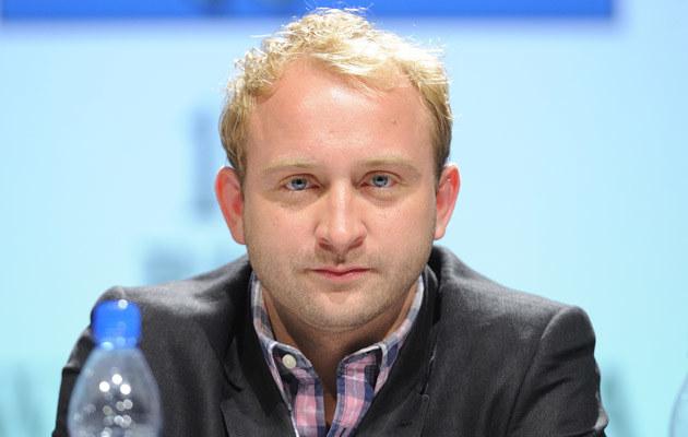 Borys Szyc, fot.Jarosław Antoniak  /MWMedia