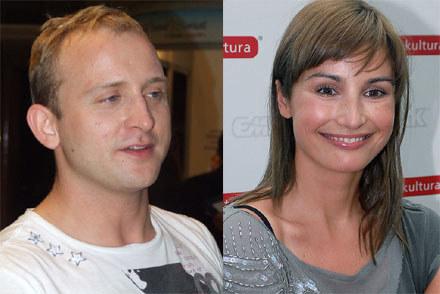 Borys Szyc i Joanna Brodzik - ulubieńcami publiczności - fot. Wojciech Walder/ Andrzej Szilagyi /MWMedia