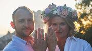 Borys Szyc i Justyna Nagłowska wzięli ślub! Pokazali zdjęcia!