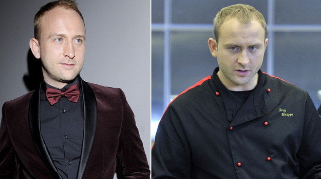 Borys Szyc, inspirując się swoim bohaterem - Jerzym Knappe, postanowił otworzyć własną restaurację. /Piętka Mieszko, Gałązka /AKPA