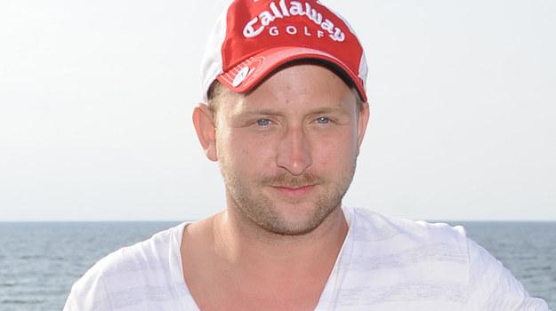 """Borys Szyc jest jednym z laureatów corocznych nagród miesięcznika """"Teatr"""" za sezon 2009/2010 / fot. /MWMedia"""