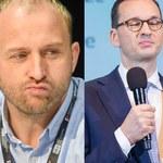 """Borys Szyc odpowiada na żart Morawieckiego! """"Proszę mnie nie mieszać do polityki"""""""