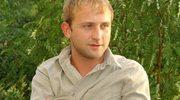 Borys Szyc odwołał zdjęcia
