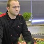 Borys Szyc schudł 8 kilogramów