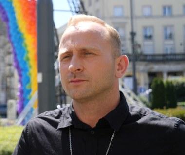 """Borys Szyc zagrał narodowca w filmie """"Kryptonim Polska"""""""