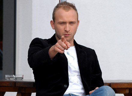 Borys Szyc /MWMedia