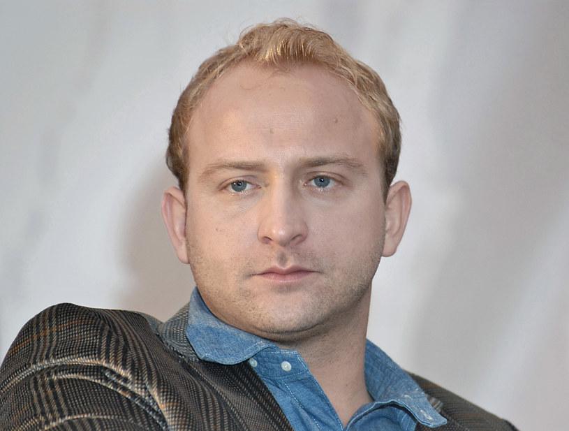 Borys Szyc /Marek Ulatowski /MWMedia