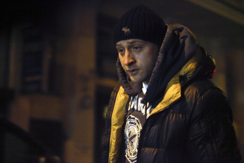 Borys Szyc /- /East News