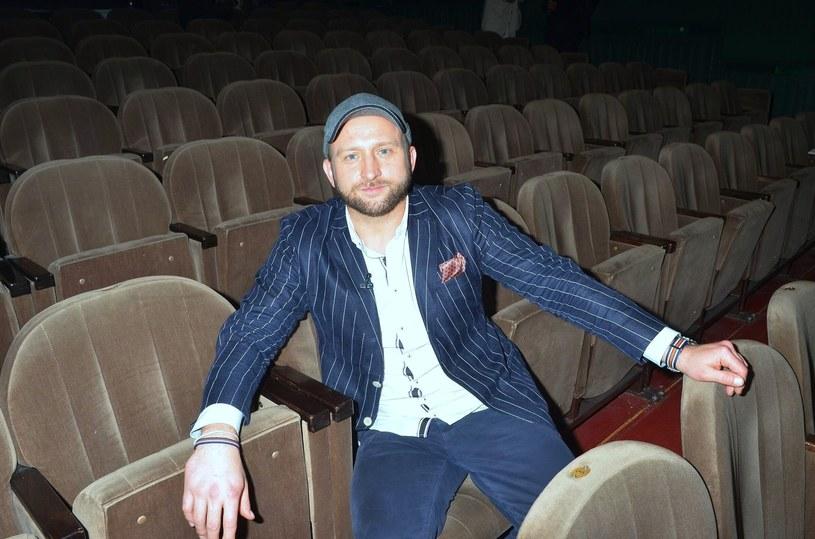 Borys Szyc /Tricolors /East News