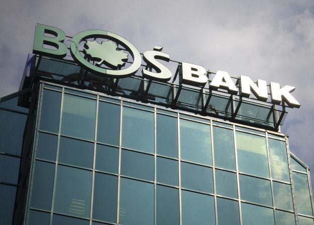 BOŚ Bank planuje z emisji akcji serii P pozyskać około 282 mln zł, fot. Włodzimierz Wasyluk /Reporter