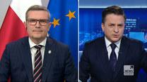 """Bosacki w """"Gościu Wydarzeń"""": Platforma musi mieć większe, lepsze miejsce na scenie politycznej po stronie opozycji"""