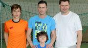 Boscy będą grać w nogę z Marcinem Żewłakowem!