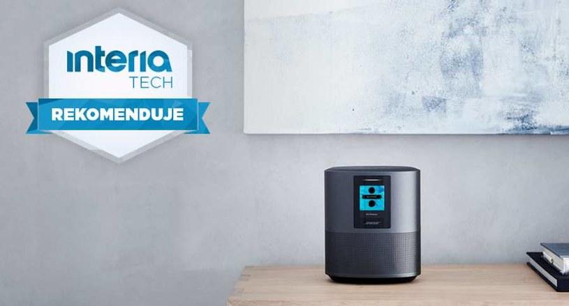 Bose Home Speaker 500 otrzymuje REKOMENDACJĘ serwisu Nowe Technologie /INTERIA.PL