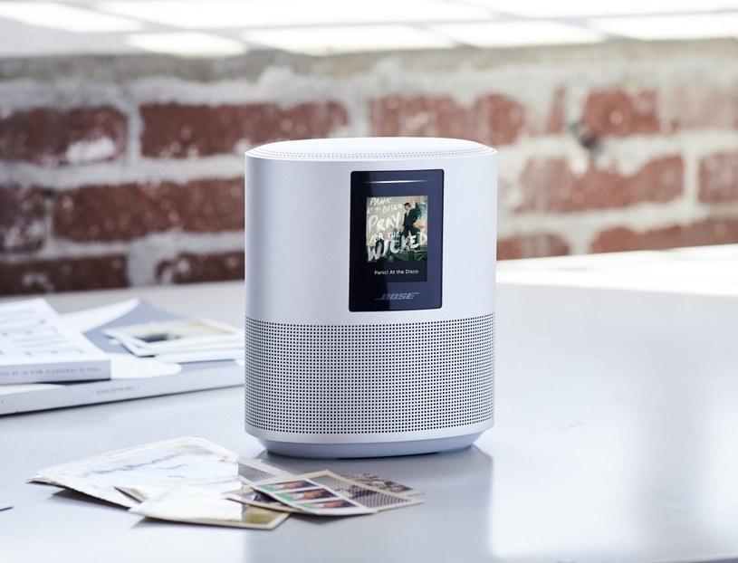 Bose Home Speaker 500 /materiały prasowe