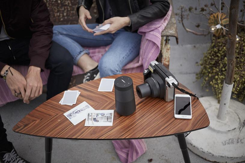 Bose SoundLink Revolve /materiały prasowe