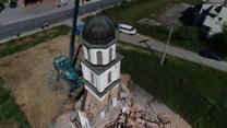 Bośnia: Zniszczono nielegalnie zbudowany kościół w okolicach Srebrenicy