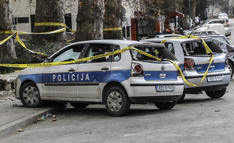Bośniacka policja; zdj. ilustracyjne / Anadolu Agency / Contributor /Getty Images