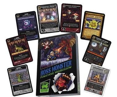 Boss Monster 3 Powstanie minibossów: Czas coś upolować!