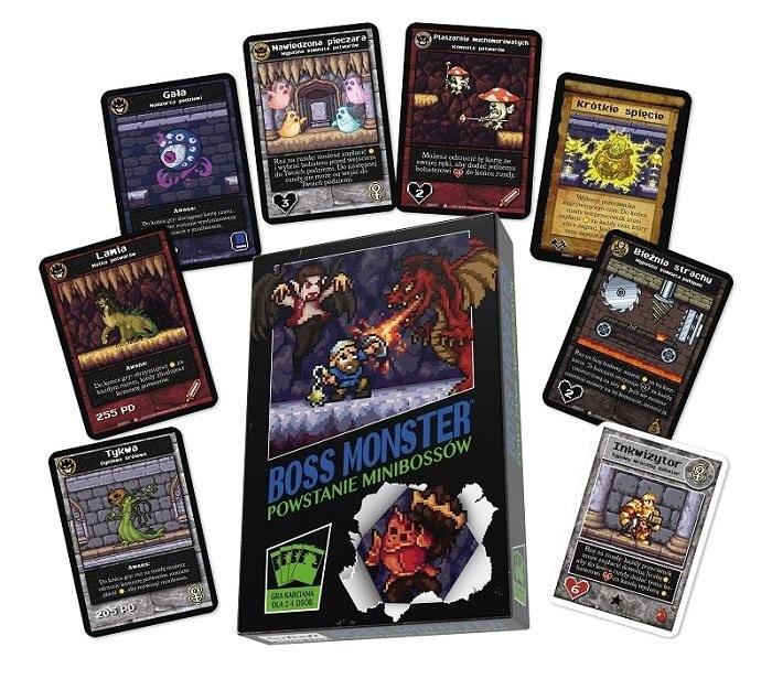 Boss Monster 3 Powstanie minibossów /materiały prasowe